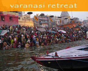 varanasi yoga retreats India